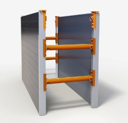 Aluminum Trench Box, ShoreLite Trench Shield