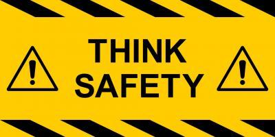 Think Safety Logo: Trench Safety News